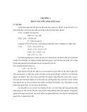 Giáo trình về Lý thuyết các quá trình luyện kim - Chương 3