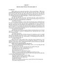Giáo trình Lý thuyết các quá trình luyện kim - Chương 7