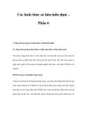 Các hình thức sở hữu hiến định – Phần 6