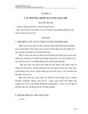 Giáo trình công nghệ chế tạo máy - Chương 12