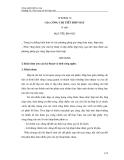 Giáo trình công nghệ chế tạo máy - Chương 14
