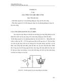 Công nghệ chế tạo máy - Chương 16: Gia công vật liệu siêu cứng
