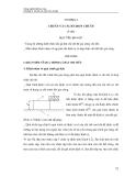 Giáo trình môn công nghệ chế tạo máy - Chương 4: Chuẩn và cách chọn chuẩn