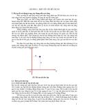 Công tác trắc địa trong xây dựng nhà cao tầng - Chương 1