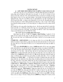 Hướng dẫn sử dụng solidwork 2004 - Phần mở đầu