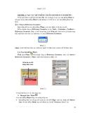 Hướng dẫn sử dụng solidwork 2004 - Phần 1 xây dựng mô hình khối rắn - Chương 2
