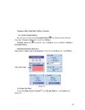 Hướng dẫn sử dụng solidwork 2004 - Phần 2 xây dựng mô hình mặt (surface) - Chương 6