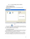 Hướng dẫn sử dụng solidwork 2004 - Phần 3 Xây dựng mô hình lắp ráp (ASSEMBLY) - Chương 7