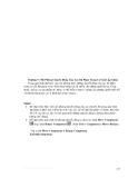 Hướng dẫn sử dụng solidwork 2004 - Phần 3 Xây dựng mô hình lắp ráp (ASSEMBLY) - Chương 9