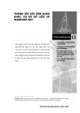 Phát triển AutoCAD bằng ActiveX & VBA - Chương 12