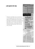 Phát triển AutoCAD bằng ActiveX & VBA - Chương 1