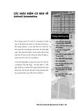 Phát triển AutoCAD bằng ActiveX & VBA - Chương 2