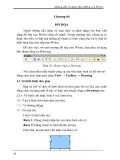 Hướng dẫn sử dụng OpenOffice.org Writer - Chương 4