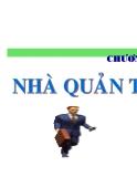 Bài giảng quản trị tài chính - Chương 2: Nhà quản trị