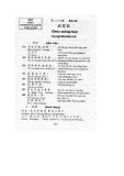 301 câu đàm thoại tiếng Hoa bài tập phần 1