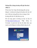 Hướng dẫn sử dụng hosting miễn phí Byethost (Phần 2)