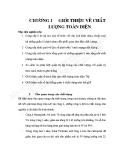 Giáo trình QUẢN TRỊ CHẤT LƯỢNG TOÀN DIỆN - Chương 1