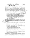Giáo trình QUẢN TRỊ CHẤT LƯỢNG TOÀN DIỆN - Chương 4