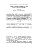 Báo cáo nghiên cứu khoa học: Những vấn đề của tâm lý học nhân cách