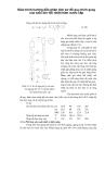 Giáo trình hướng dẫn phân tích sơ đồ quy trình quay của tuốc bin hồi nhiệt hâm nước cấp p1