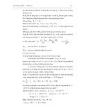 Giáo trình hướng dẫn phân tích sơ đồ quy trình quay của tuốc bin hồi nhiệt hâm nước cấp p6