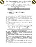Giáo trình phân tích khả năng vận chuyển địa chỉ trong kỹ thuật table indecator p1