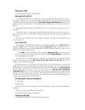 GIÁO TRÌNH CAD/CAM - PHẦN 8 ỨNG DỤNG CAD/CAM - ỨNG DỤNG CAM
