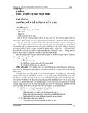 GIÁO TRÌNH CAD/CAM - PHẦN 2 CAD - THIẾT KẾ NHỜ MÁY TÍNH  - CHƯƠNG 4