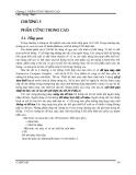 GIÁO TRÌNH CAD/CAM - PHẦN 2 CAD - THIẾT KẾ NHỜ MÁY TÍNH  - CHƯƠNG 5