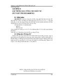 GIÁO TRÌNH CAD/CAM - PHẦN 3 ĐIỀU KHIỂN SỐ - SỰ KHỞI ĐẦU CỦA CAM - CHƯƠNG 8