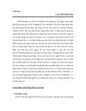 Đề cương bài giảng Java cơ sở - Chương 6