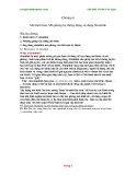 Cơ sở Matlab v5.3-1 - Phần 2 - Chương 6