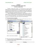 Cơ sở Matlab v5.3-1 - Phần 2 - Chương 8