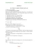 Cơ sở Matlab v5.3-1 - Phần 2 - Chương 3