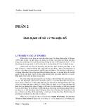Giáo trình cơ sở Matlab v5.2-1 - Phần 2 Bài tập ứng dụng II - Ứng dung xử lý tín hiệu số