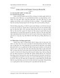 Quy hoạch thủy lợi - Chương 5