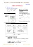GIÁO TRÌNH TÍNH TOÁN KẾT CẤU VỚI SỰ TRỢ GIÚP CỦA MÁY TÍNH HƯỚNG DẪN SỬ DỤNG SAP 2000 - PHỤ LỤC B5