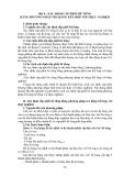TÍNH CHẤT CƠ LÝ CỦA VẬT LIỆU - BÀI 4
