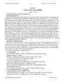 Thí nghiệm Sinh học phân tử - Bài 3