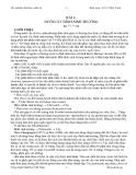 Thí nghiệm Sinh học phân tử - Bài 4
