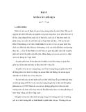 Thí nghiệm Sinh học phân tử - Bài 5