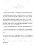 Thí nghiệm Sinh học phân tử - Bài 8