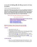 [GALAXY S2] Hướng dẫn chi tiết up rom từ A-Z