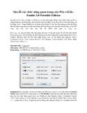 Sửa lỗi các chức năng quan trọng của Win với ReEnable 2.0 Portable Edition