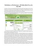 Toitietkiem.vn Professional – Tiết kiệm điện tối ưu cho máy tính