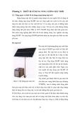 Giáo trình - Năng lượng mặt trời - chương 3