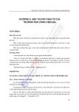 Sách hướng dẫn Lịch sử các học thuyết Kinh tế - Chương 10