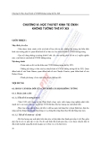 Sách hướng dẫn Lịch sử các học thuyết Kinh tế - Chương 6