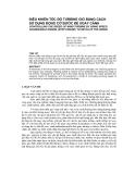 """Báo cáo nghiên cứu khoa học: """"ĐIỀU KHIỂN TỐC ĐỘ TURBINE GIÓ BẰNG CÁCH SỬ DỤNG ĐỘNG CƠ BƯỚC ĐỂ XOAY CÁNH"""""""