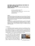 """Báo cáo nghiên cứu khoa học: """"HỆ THỐNG CUNG CẤP KHÍ BIOGAS CHO ĐỘNG CƠ KÉO MÁY PHÁT ĐIỆN 2HP"""""""